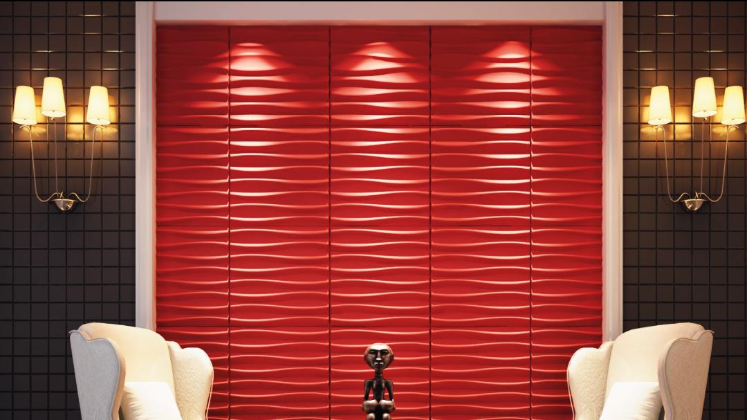 Paneles decorativos 3D: Una forma de darle vida y estilo a tus espacios